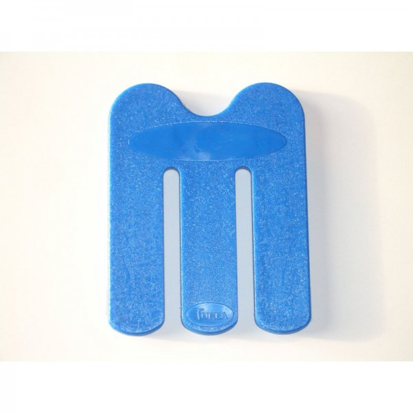 Handtuchklammer (TUKLA), blau
